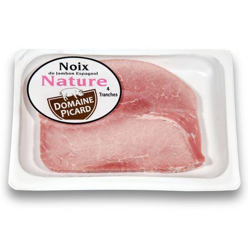 Noix de jambon nature