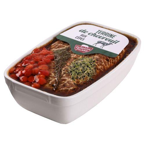 Chevreuil aux cèpes 2.5kg